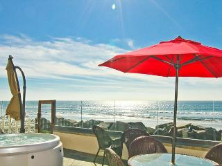Beach Vacation Rental on the Sand P318-2 - Oceanside vacation rentals