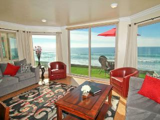 Stunning 11 Bedroom Oceanfront Villa P318-X - Oceanside vacation rentals