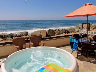 Beachfront Vacation Rental on the Sand P518-2 - Oceanside vacation rentals