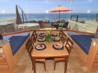 Beautiful 11 Bedroom Home on the Sand P518-X - Oceanside vacation rentals