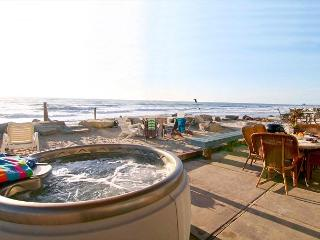 Gorgeous Beachfront Mansion on the Sand P3371-X - Oceanside vacation rentals