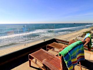 Spectacular Beachfront Mansion P3201-X - Oceanside vacation rentals