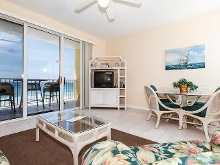 GD 605:Beautiful gulfview condo-WIFI,balcony,pools,exercise rm, BBQ,BCH SVC - Fort Walton Beach vacation rentals