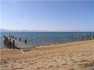 Lakefront Tahoe Mountain Home, with Private Beach and Boat Dock and Hot Tub (ST03) - South Lake Tahoe vacation rentals