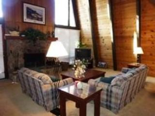 408 Anglers A-Frame - Image 1 - Tahoe City - rentals