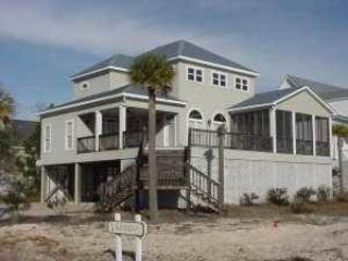 Jayhawk on the Beach - Dauphin Island vacation rentals