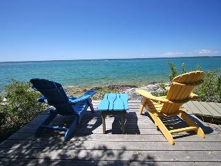 Pete's Cove cottage (#305) - Bruce Peninsula vacation rentals
