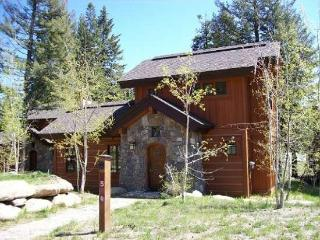 Rock Creek Cottage 5 - Two bedrooms. 2.5 Bath Cottage. Pet Friendly and WIFI. - Tamarack Resort vacation rentals