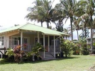 PLANTATION COTTAGE - Hanalei vacation rentals