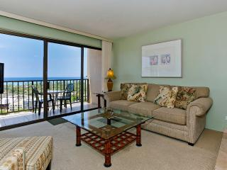 Four Paddle #1703 - Secure, 17th floor ocean-view studio with AC, washlet, WiFi & parking! - Honolulu vacation rentals
