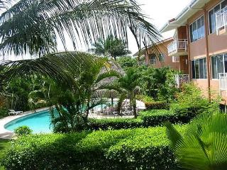 Great beachfront townhome with a/c, full kitchen, stereo, & cable tv - Tamarindo vacation rentals