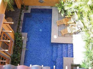 Beautiful vacation villa- across from beach, pool, cable, kitchen, gas grill - Tamarindo vacation rentals