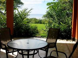 Luxury beachfront condo- shared pool, custom kitchen, patio, central a/c - Tamarindo vacation rentals