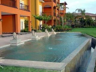 Fabulous beachview penthouse- custom kitchen, balconies, a/c, shared pool - Tamarindo vacation rentals