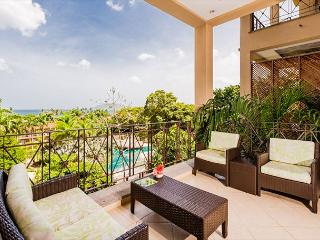 Lovely oceaview condo- near beach, kitchen, TV, cable, internet, pool - Tamarindo vacation rentals