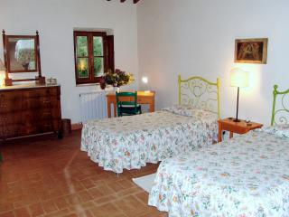 Farmhouse Rental Tuscany - Casa del Passero - Le Piazze vacation rentals