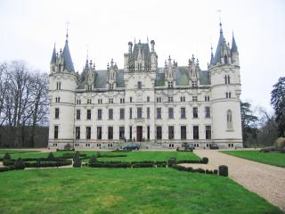Castle in the Loire Valley - Chateau de Soie - Challain-la-Potherie vacation rentals