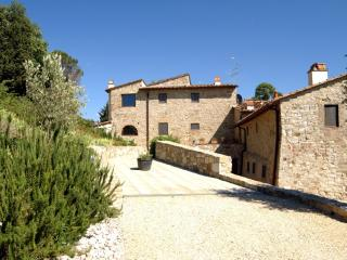 Accommodation for Self Catering in Tuscany - Rosso 1 - Montefiridolfi vacation rentals