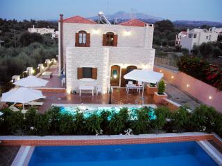 Holiday Villa in Crete in a Village - Villa Artemis - Atsipópoulon vacation rentals