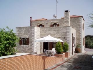 Crete Villa Rental in a Village - Villa Athena - Atsipópoulon vacation rentals
