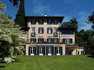 Luxury Villa on Lake Como with Tennis Court and Pool - Villa Rezzonico - San Siro vacation rentals