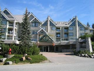 Clean well kept unit with private patio, free parking, big hot tub in lodge - Whistler vacation rentals