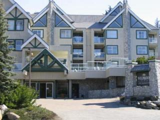 Top floor end unit, nice big hot tub in lodge,free parking/internet - Whistler vacation rentals