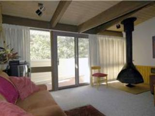 Enjoy the view of the mountains from your balcony - Condo 28 - Taos Ski Valley vacation rentals
