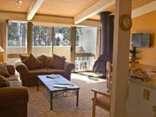 Majestic view of the mountains from your balcony - Condo 32 - Taos Ski Valley vacation rentals
