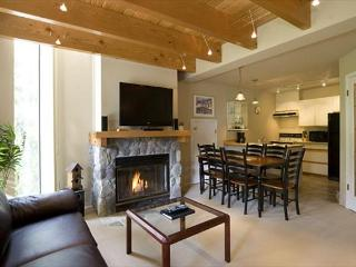 The Gables #45 | 2 Bedroom Townhome, Parking, Short Walk to Both Mountains - Whistler vacation rentals