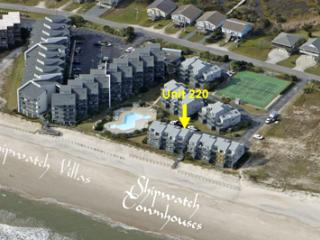 Shipwatch Townhomes II 220 - North Topsail Beach vacation rentals