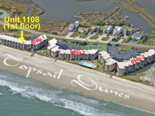 Topsail Dunes 1108 - North Carolina Coast vacation rentals