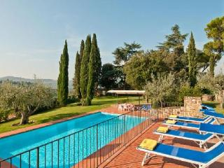 Quintessential Chianti landscape views- 4km from Greve in Chianti. SAL VMT - Barbados vacation rentals