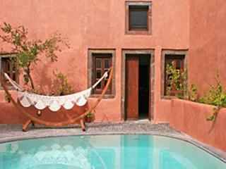 Tucked away in secluded Megalochori, this villa is the ideal, private hideaway. VMS IIO - Santorini vacation rentals