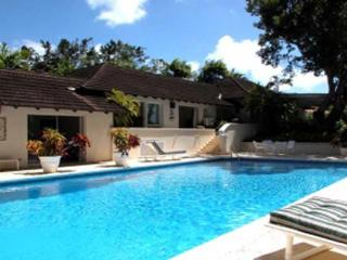 This villa, surrounded by stalwart mahogany trees inside a beautifully landscaped garden, is strategically located 1.25 miles fr - Barbados vacation rentals