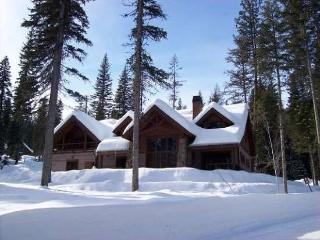 The Rock House - 3 Bedroom, 4.5 baths, Sauna. Private office area. Custom home sleeps 10-12. WIFI - Tamarack Resort vacation rentals