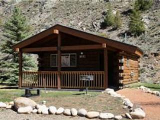 Comfortable and Clean 1 BR Cabin at Three Rivers Resort in Almont (#25) - Image 1 - Almont - rentals