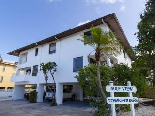 Gulfview Townhomes 1 - Anna Maria Island vacation rentals