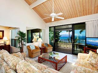 Ocean Front Prime 2 Bedroom Deluxe Condo Unit 04 - Kahana vacation rentals