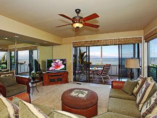 Ocean Front Prime 3 Bedroom Luxury Condo Unit 06 - Kahana vacation rentals