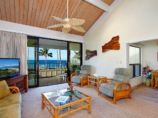 Ocean Front 2 Bedroom Deluxe Condo Unit 15 - Kahana vacation rentals