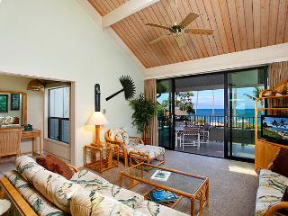 Ocean Front 2 Bedroom Standard Condo Unit 16 - Kahana vacation rentals