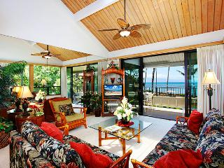 Ocean Front 2 Bedroom Deluxe Condo Unit 17 - Kahana vacation rentals
