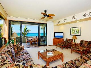Ocean Front Prime 3 Bedroom Luxury Condo Unit 19 - Kahana vacation rentals