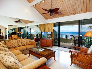 Ocean Front Prime 2 Bedroom Luxury Condo Unit 21 - Kahana vacation rentals