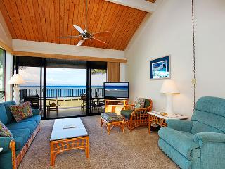 Ocean Front Prime 2 Bedroom Delux Condo Unit 26 - Kahana vacation rentals