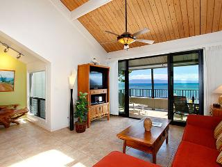 Ocean Front Prime 2 Bedroom Luxury Condo Unit 28 - Kahana vacation rentals