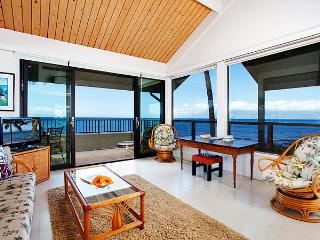 Ocean Front Prime 2 Bedroom Deluxe Condo Unit 29 - Kahana vacation rentals