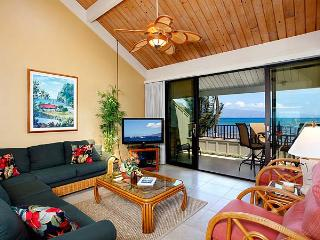 Ocean Front Prime 2 Bedroom Deluxe Condo Unit 33 - Kahana vacation rentals