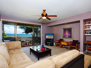 Ocean Front 3 Bedroom Deluxe Condo Unit 37 - Kahana vacation rentals